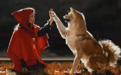 【人和狗的故事】纪念我养的第一条狗