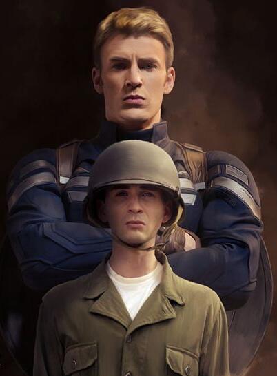 美国队长变身前后对比.jpg